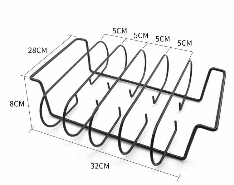 dimensioni rib rack