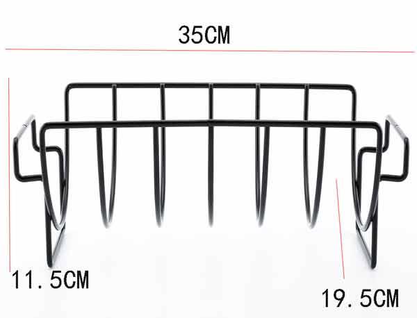 supporto arrosti dimensioni