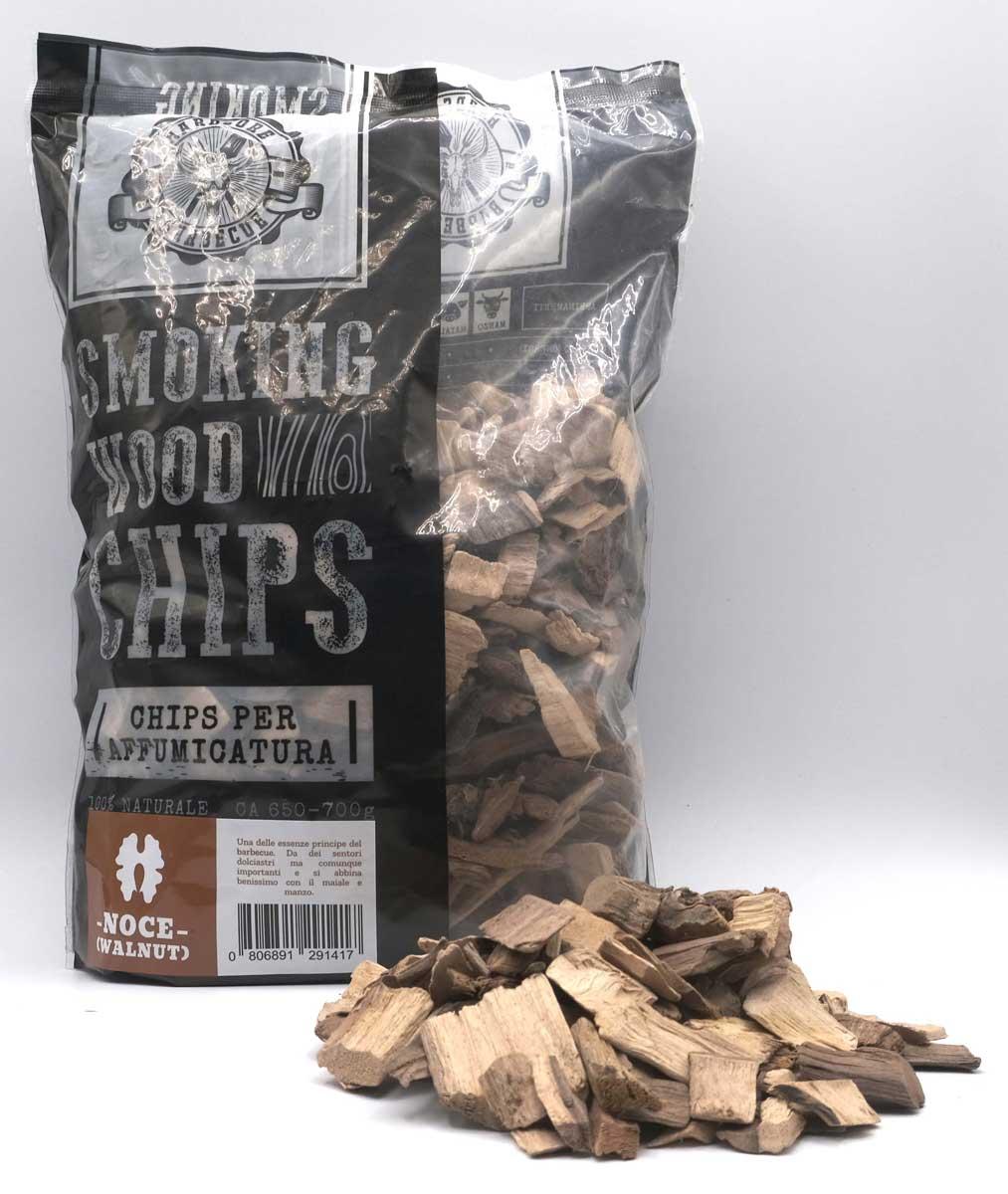 Walnute Chips Noce Grigliare Duro