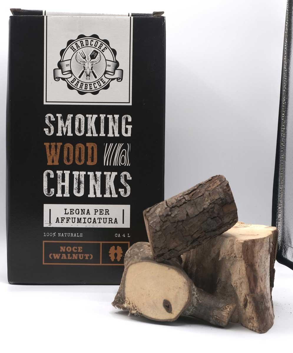 Walnut Chunks Noce Grigliare Duro